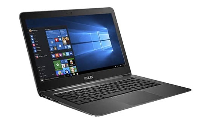 Asus Zenbook Touchscreen Laptop