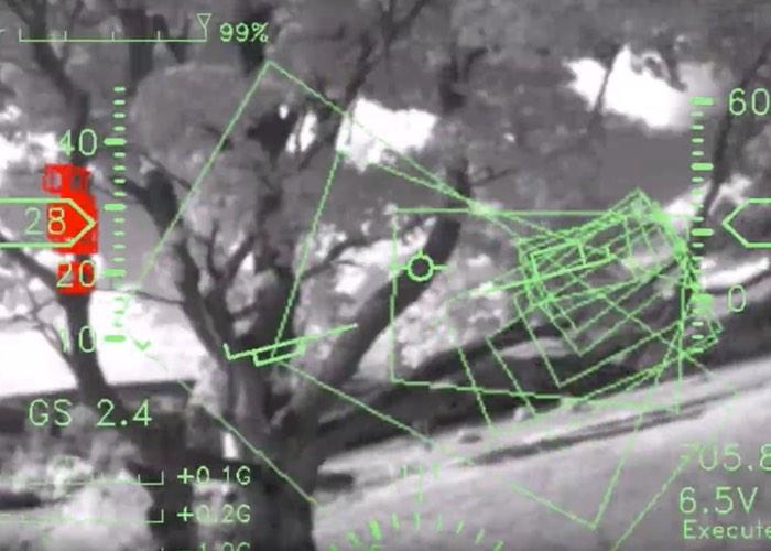 Autonomously Drone Avoids Obstacles