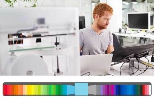 Colorilab Aiming To Provide 3D Printers With A True Colour Palette Range Of Filaments