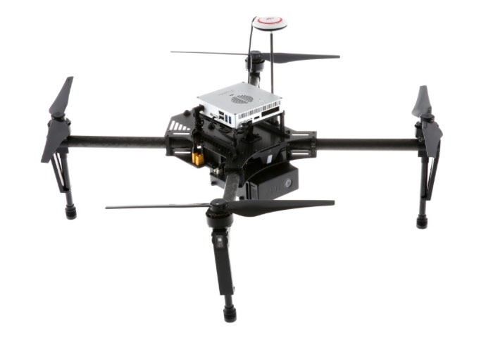 DJI Manifold Drone With Onboard Computer