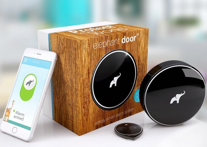 Elephant Door Smart Alarm System