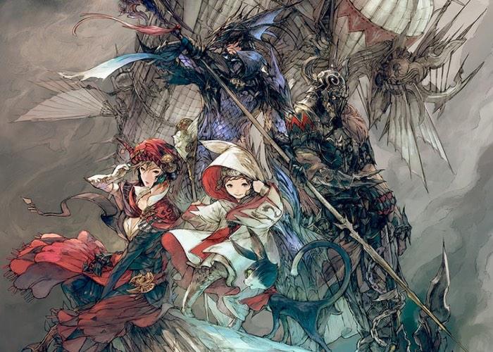 Final Fantasy XIV 3.1