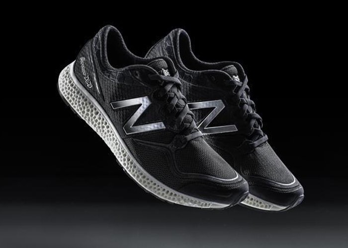 First 3D Printed Running Show Unveiled By New Balance
