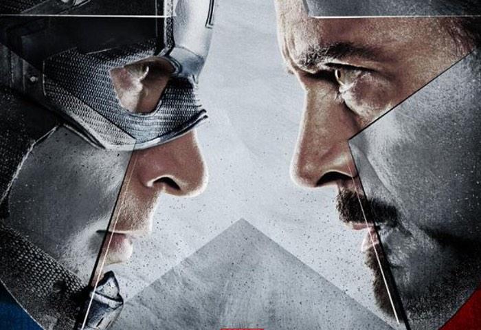 First Captain America Civil War Movie Trailer Released (video)