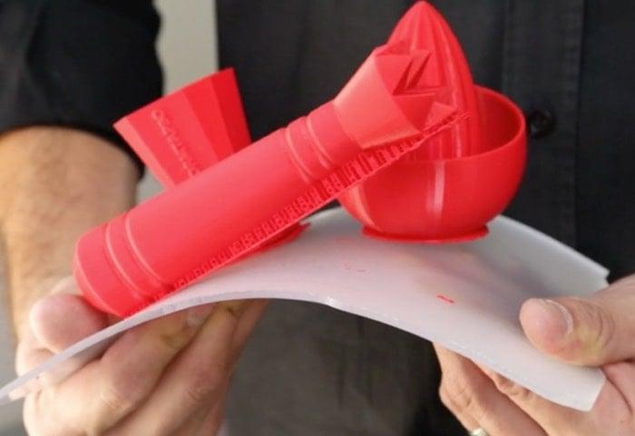 Fleks3d Flexible 3D Printer Build Plate