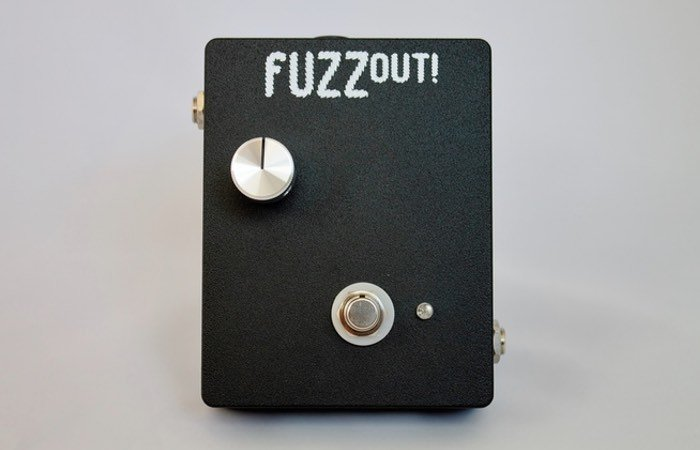 Fuzz Out Guitar Effects Pedal
