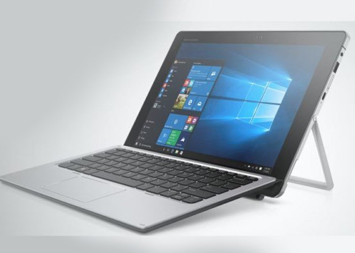 HP Elite x2 1012 Tablet Powered By Intel Core M Skylake