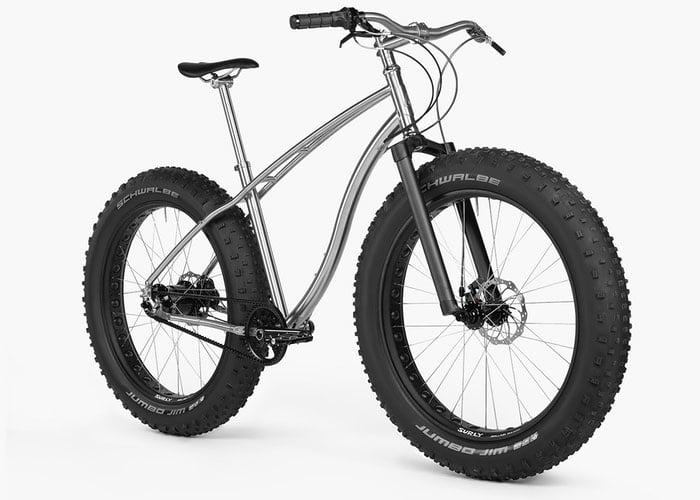 Handmade Budnitz FTB Fat Bike