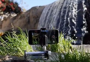 Hercules Pocket Sized Camera Motion Control System (video)