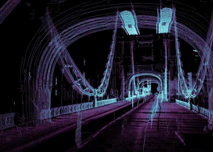 London self driving car