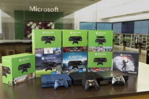 Microsoft  Xbox One Black Friday Deals Announced