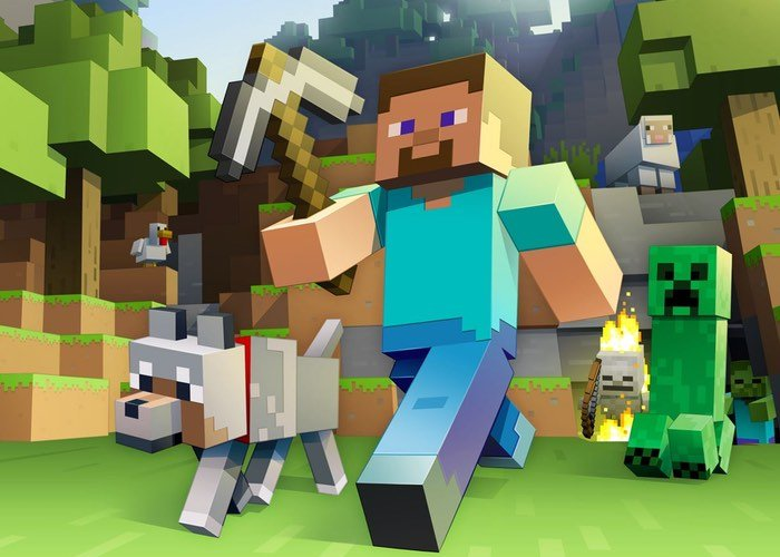 Minecraft Xbox One Edition Holiday Bundle
