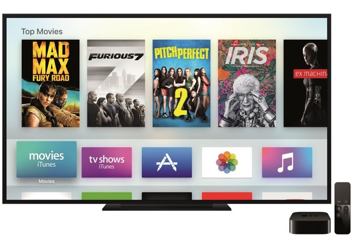 New Apple TV App Store