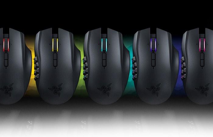 New Razer Naga Chroma MMO Mouse