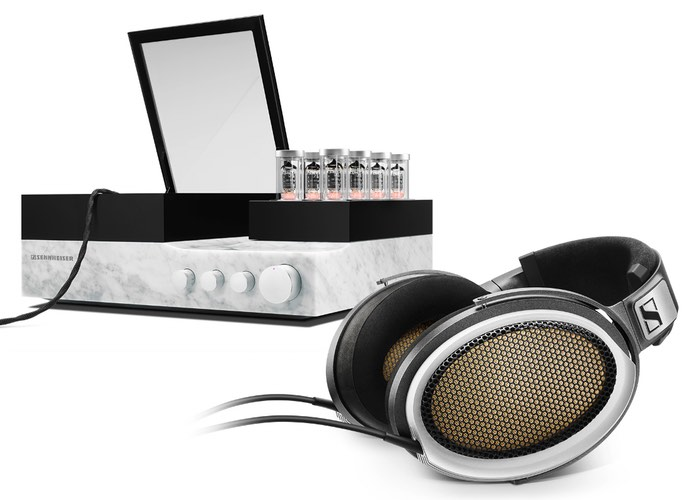 New Sennheiser Orpheus Headphones