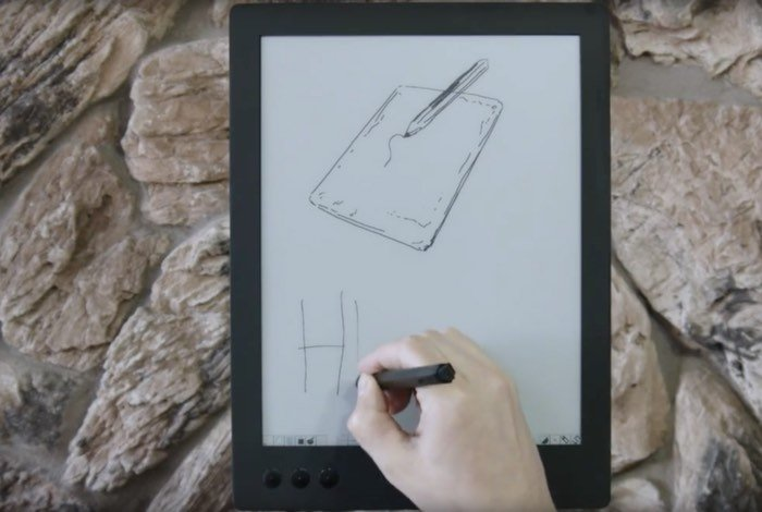 Noteslate Hero E Ink Sketching And Note-Taking Tablet Unveiled