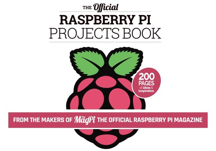 Official Raspberry Pi Project Book