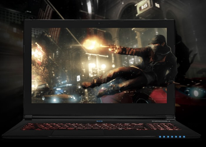 Origin PC EVO15-S Gaming Notebook