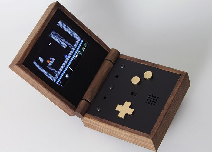 Pixel Vision Awesome Handmade Wooden
