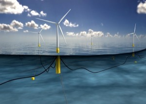 Plans For World Largest Floating Wind Farm Unveiled For Scotland (video)
