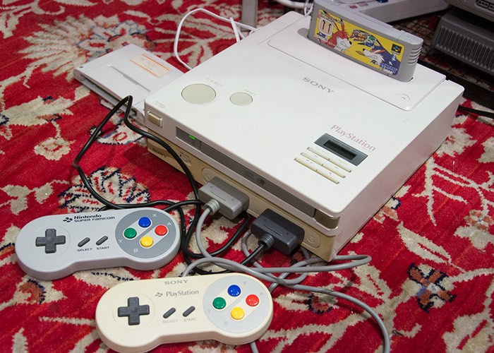 PlayStation SNES Console