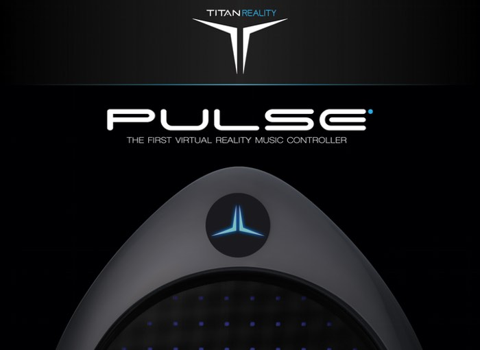 Pulse VR Music Controller