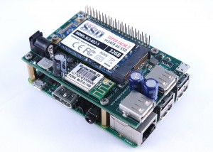 Raspberry Pi 2 Solid State Drive Shield Unveiled By Pi 2 Design