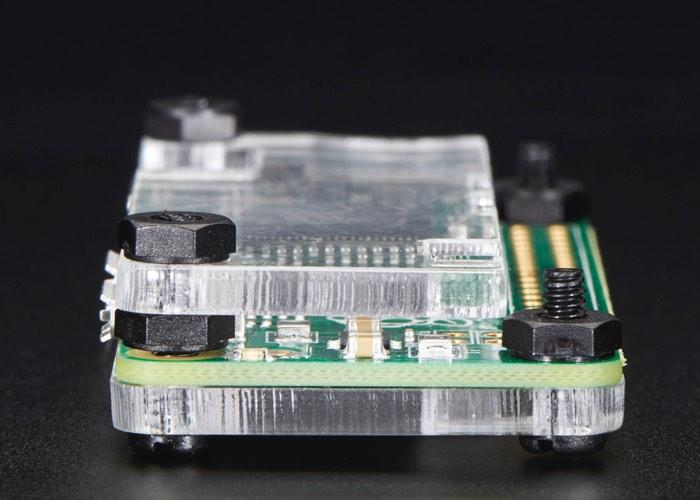 Raspberry Pi Model Zero Adafruit Pi Protector Case