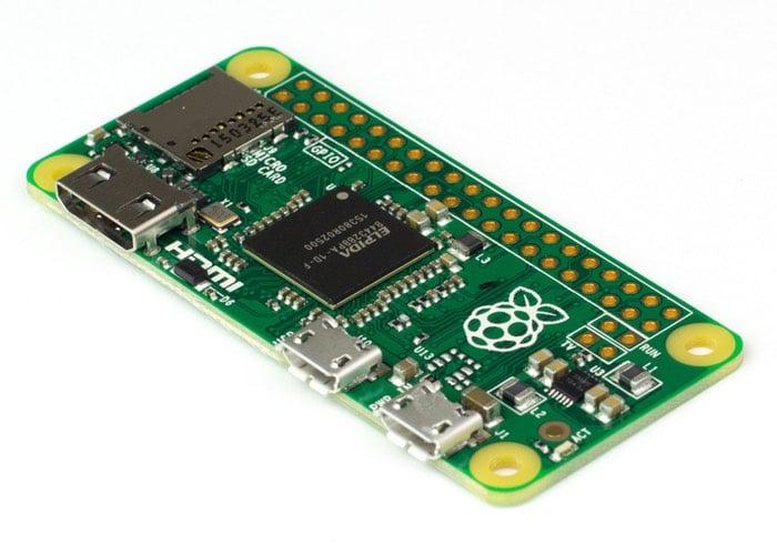 Raspberry Pi Model Zero Mini PC