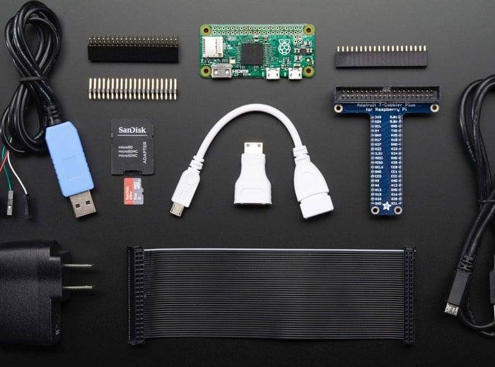 Raspberry Pi Zero Starter Pack