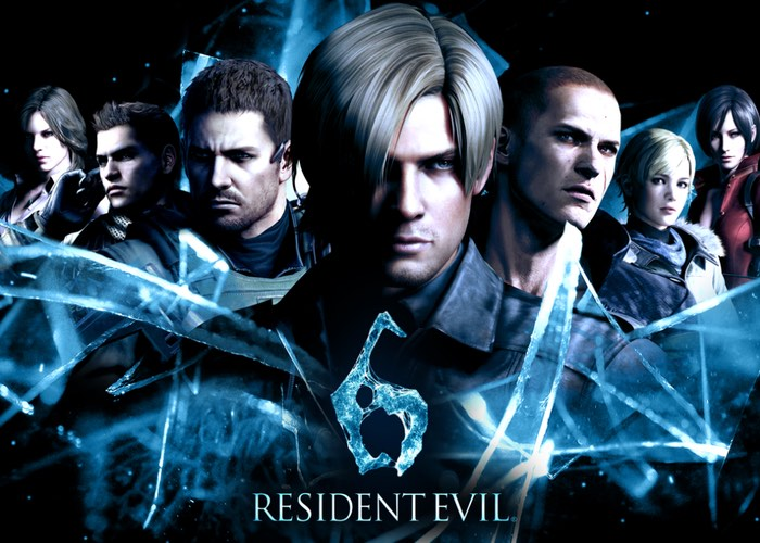 Resident Evil 6 For PS4 And Xbox One