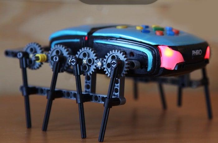 Robotic Phiro Smart Robot For Children