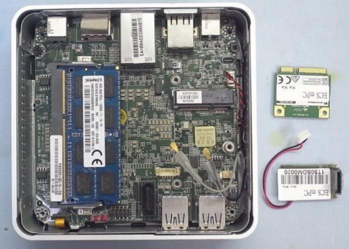 ECS Launches New SI mPC Mini PC