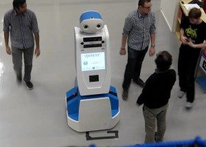 Spencer Robot Will Help You Find Your Flight At Schiphol Airport