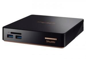 Shuttle XPC Nano Windows 10 Mini PC Launches From $279