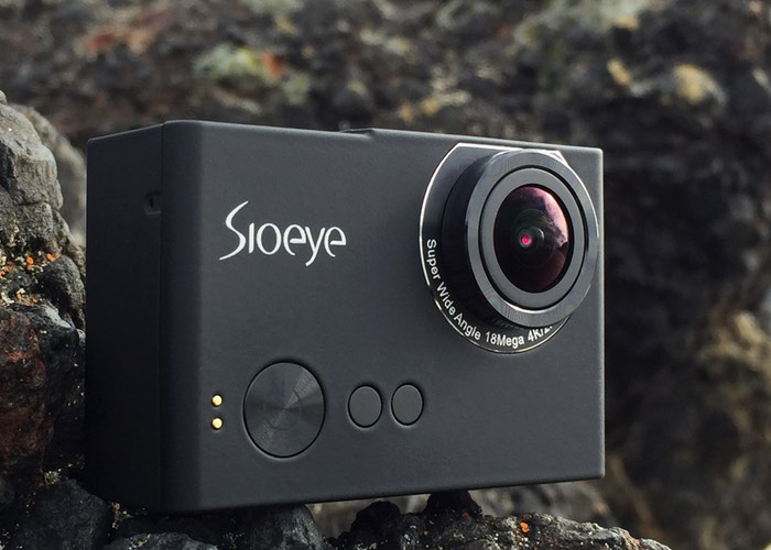 Sioeye Iris4G Action Camera