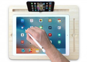 iPad Pro and Apple Pencil Inspired Canvas Smart Desk (video)