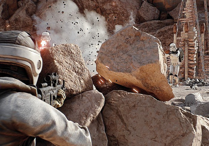 Star Wars Battlefront Graphics Mod