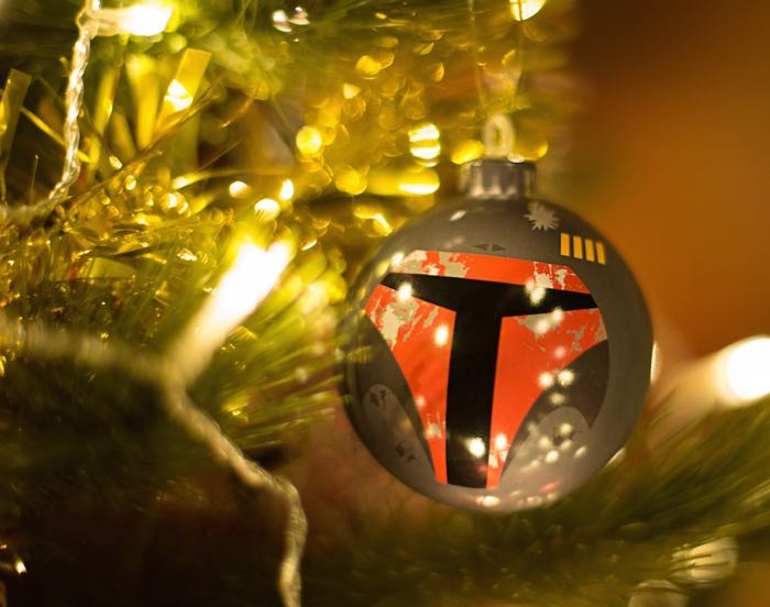 These Official Star Wars Christmas Decorations Are Awesome