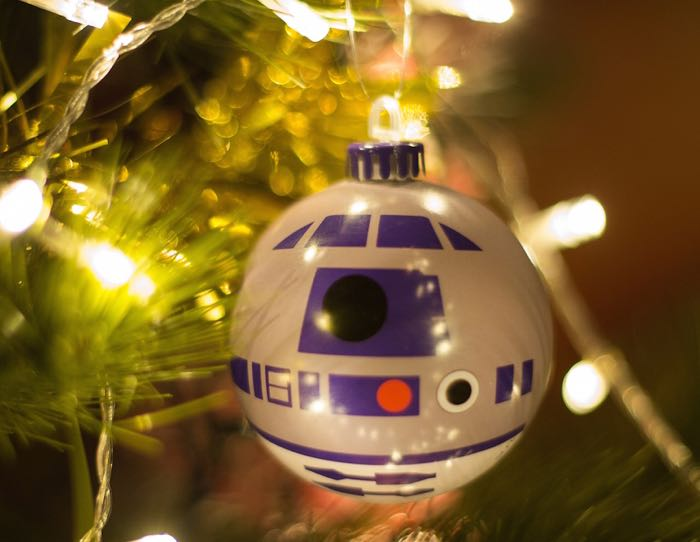 star wars christmas decorations - Star Wars Decorations