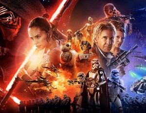 First Clip From Star Wars The Force Awakens Released (video)