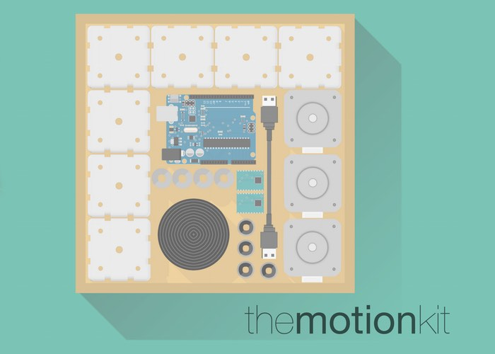 TheMotionKit Arduino