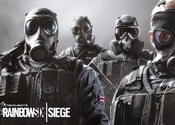 Rainbow-Six-Siege Open Beta