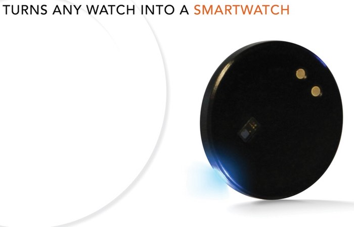 Trivoly Disc Transforms Any Watch Into A Smartwatch