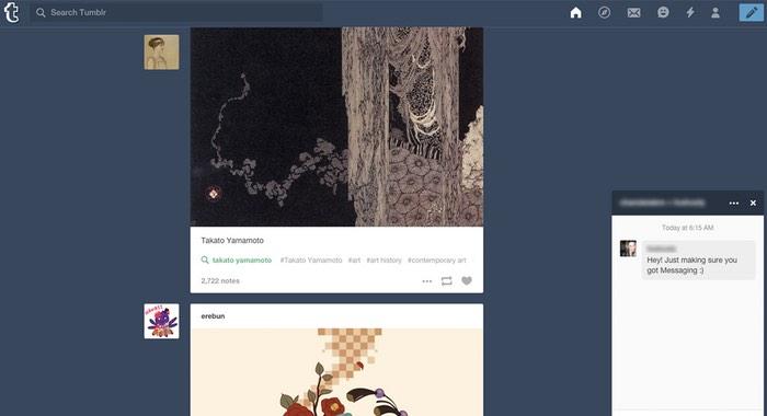 Tumblr Instant Messaging-1