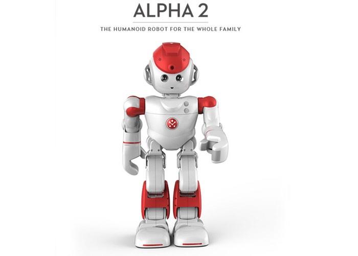 UBTECH Alpha 2 Humanoid Robot