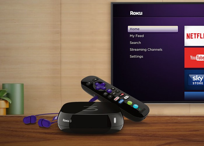 UK Roku Amazon Prime