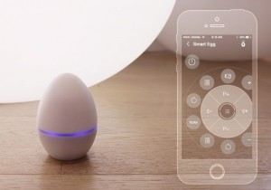SmartEgg Universal Remote And Companion App Unveiled (video)