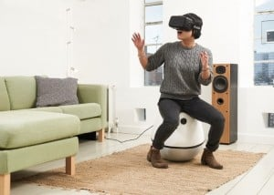 VRGO Virtual Reality Chair Hits Kickstarter From £150 (video)