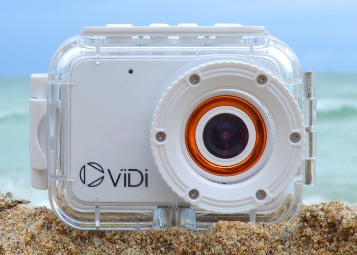 ViDi Action Camera Unveiled